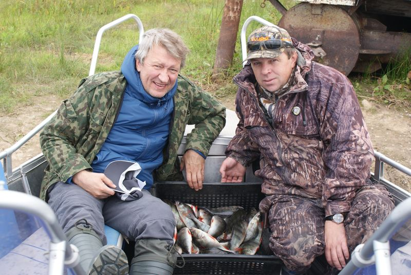 Рыболовные базы на рыбинском водохранилище отзывы