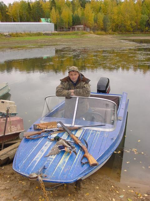 рыбалка на буранах